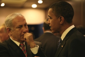 Bibi might have to do more listening to Obama and future Presidents