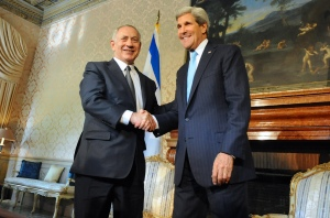 Bibi and Kerry