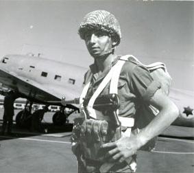 Meir Har-Zion in 1954