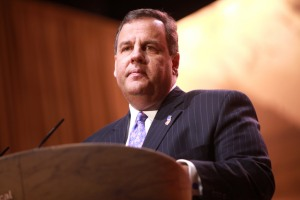 Chris Christie addressing the 2014 CPAC convention. Credit: Gage Skidmore