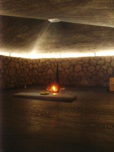 The Yad Vashem Holocaust Memorial in Jerusalem